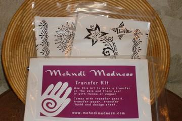 Henna/Jagua Transfer Kits