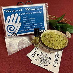 Henna and Jagua Kits and Supplies