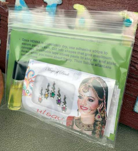 Henna Aftercare Kit